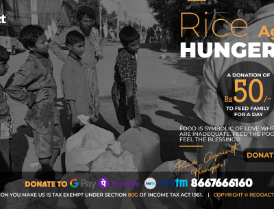 The Impact of Rice Against Hunger Campaign